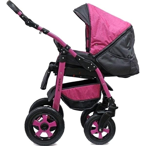 Детская коляска BartPlast Fenix Len 2 в 1 фото 2