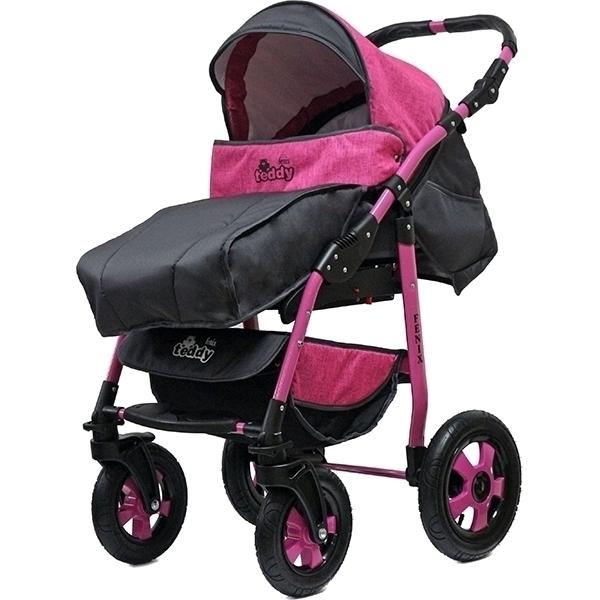Детская коляска BartPlast Fenix Len 2 в 1 фото 4