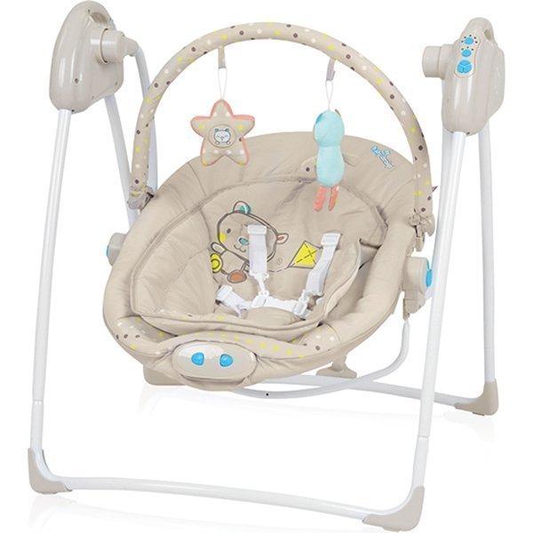 a3d1818a45ff Детские электронные качели Baby Design Loko, купить в интернет-магазине