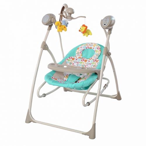Детские колыбель-качели Carrello Nanny 3 в 1 CRL-0005 в магазине Коляски-Кроватки.Ру