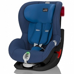Детское автокресло Romer & Britax  King II LS Black Series