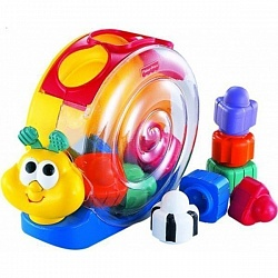 Сортер Fisher Price Улитка