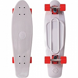 "Скейтборд RT Y-Scoo Big Fishskateboard 27"" с сумкой арт. 402, 68,6х19"